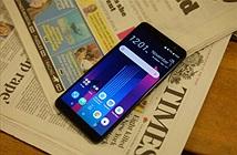 HTC U11+ ra mắt: màn hình 6 inch, pin 3.930mAh, giá từ 930 USD