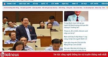 Báo điện tử Giáo dục Việt Nam bị xử phạt 30 triệu đồng