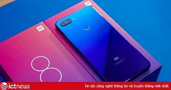 Xiaomi chính thức bán Mi 8 Lite tại Việt Nam, giá từ 6,69 triệu đồng