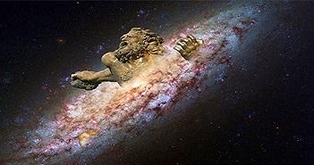 """Phát hiện thiên hà ma của """"nữ thần Gaia"""" tạo ra thế giới"""