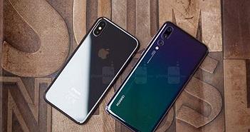 Huawei tiếp tục là nhà sản xuất smartphone thứ 2 Thế giới, chỉ đứng sau Samsung