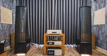 Martinlogan Expression ESL 13A - Đột phá tái tạo nguồn âm từ bản thu thành sân khấu live