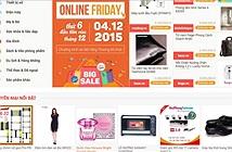 Hơn 60.000 khuyến mãi tại ngày mua sắm trực tuyến Việt Nam