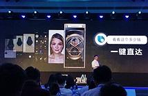Samsung W2018 ra mắt: smartphone nắp gập cao cấp, camera khẩu độ F1.5