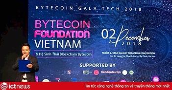Ra mắt sàn giao dịch công nghệ blockchain BCNEX
