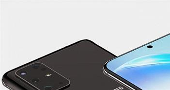 Galaxy S11 xuất hiện long lanh thông qua bảo vệ màn hình