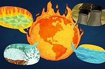 Thư gửi năm 2019 từ tương lai: Hỡi các chiến binh chống biến đổi khí hậu, hy vọng vẫn chưa hết đâu