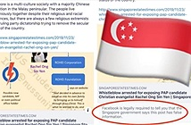 Facebook phải cải chính theo lệnh của chính phủ Singapore