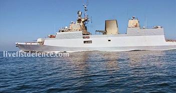 Hải quân Ấn Độ liên tiếp nhận tàu chiến mới