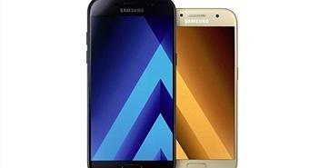 Samsung trình làng bộ ba Galaxy A phiên bản 2017