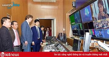 Đài Truyền hình DRT muốn hợp tác với Đài PT-TH Hà Nội