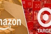 Amazon sẽ thâu tóm Target trong năm 2018?