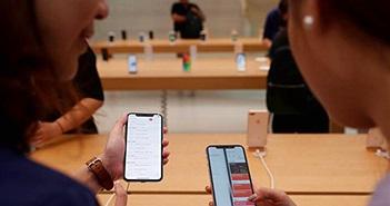 Doanh số iPhone X có thể không đạt kỳ vọng