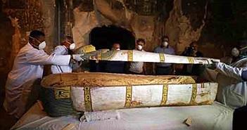 Thực hư lời nguyền mở quan tài xác ướp Ai Cập gây chết người