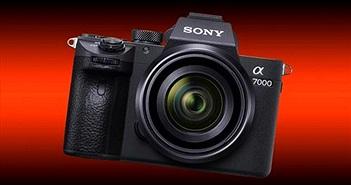 Thông số kỹ thuật máy ảnh Sony A7000 rò rỉ