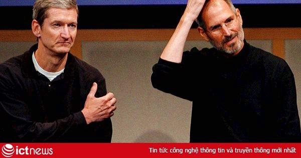 Apple vừa chính thức phá mốc giá trị 1,3 nghìn tỷ USD, không còn ai nghi ngờ về tài năng của Tim Cook nữa!