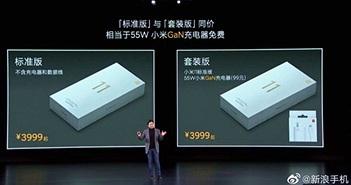 Rất ít người mua Xiaomi Mi 11 mà không lấy củ sạc