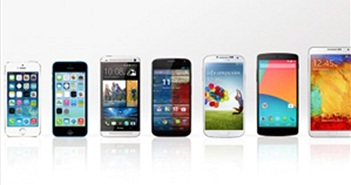 10 smartphone bán chạy nhất Việt Nam năm 2015