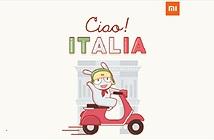 Xiaomi mở rộng cuộc chinh phạt châu Âu, đích đến tiếp theo là Italia?