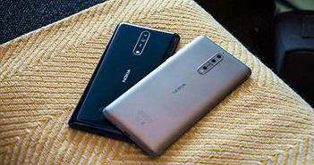 Doanh số của Nokia năm 2017 tăng vọt lên 8,45 triệu máy