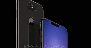 Tương lai của iPhone và iPad 2019: 3 camera sau, iOS 13 và camera 3D