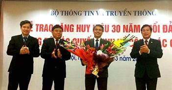 Ông Trần Mạnh Hùng tạm kiêm phụ trách chức vụ Chủ tịch HĐTV VNPT
