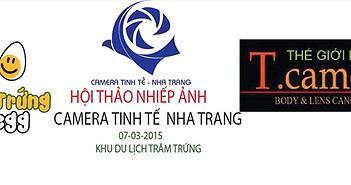 [Camera Tinh Tế Nha Trang] Mời tham dự offline đầu năm 2015