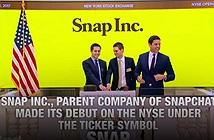 Tăng 44% ngay ngày đầu tiên lên sàn, cổ phiếu này khiến Twitter và Facebook phải hoảng sợ