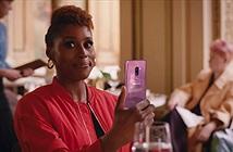 Chi 4 triệu USD, Samsung Galaxy S9+ mang thông điệp tới lễ trao giải Oscar