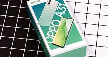 Cận cảnh Oppo A31 vừa ra mắt, giá hấp dẫn