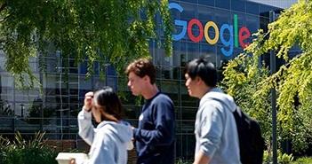 Nhân viên Google bị phát hiện dương tính Covid-19