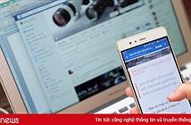 Siết chặt các quy định về thuế đối với người kinh doanh qua Facebook, Youtube... từ ngày 1/7