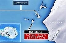 Lộ diện hòn đảo chưa từng được khám phá ở Nam Cực