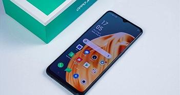 Khui hộp Oppo A91: trang bị RAM khủng 8GB, 5 camera AI, VOOC 3.0