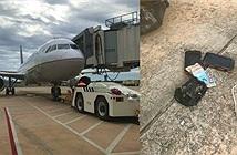 Máy bay phải hạ cánh khẩn cấp vì điện thoại phát nổ trên khoang
