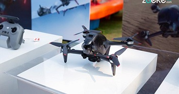 DJI công bố máy bay không người lái đua góc nhìn thứ nhất FPV đầu tiên