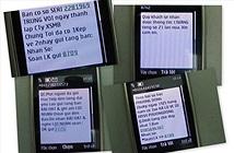 Gửi 1 tin nhắn rác cũng phải chặn
