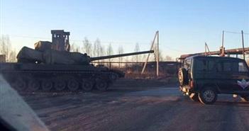 """Đức tung hô tăng T-14 Armata khi TQ """"dìm hàng"""""""