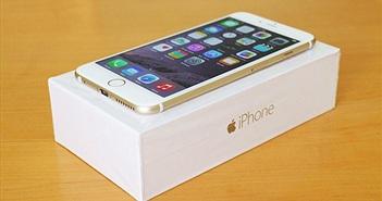iPhone 6 chính hãng lần đầu giảm giá, hàng xách tay về dưới 15 triệu