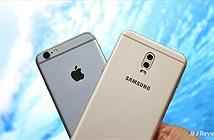 """Đọ camera giấu mặt: """"thanh niên"""" Galaxy J7+ và """"trung niên"""" iPhone 6"""