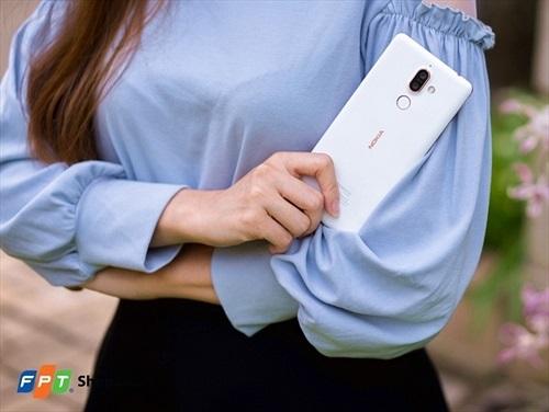 Nokia 7 Plus lộ diện ngày ra mắt tại Việt Nam với giá 9.990.000 đồng