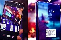 Samsung Galaxy A6 và A6+ với màn hình vô cực sắp ra mắt