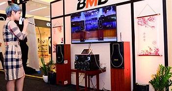 Nâng tầm karaoke gia đình với dòng loa công nghệ cao của BMB