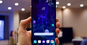 LG V50 ThinQ 5G không đắt như dự đoán