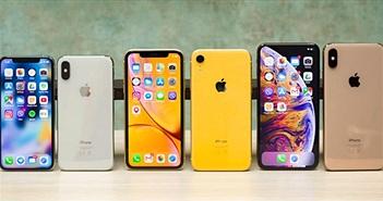 Loạt iPhone 2018 đồng loạt giảm mạnh trong tháng 4