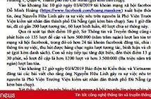 Về vụ việc người đàn ông sàm sỡ bé gái trong thang máy lan truyền trên mạng, UBND thành phố Đà Nẵng lên tiếng