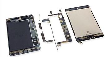 iFixit mổ xẻ iPad Mini 5: khó thay pin, điểm sửa chữa 2/10