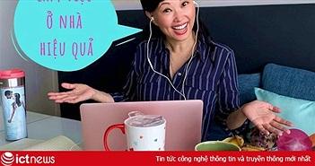 5 lời khuyên giúp làm việc từ xa hiệu quả từ Shark Thái Vân Linh