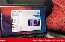 Facebook ra mắt ứng dụng Messenger cho máy tính