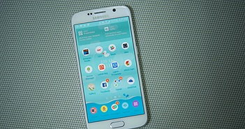 Đánh giá Samsung Galaxy S6: có một Samsung rất khác